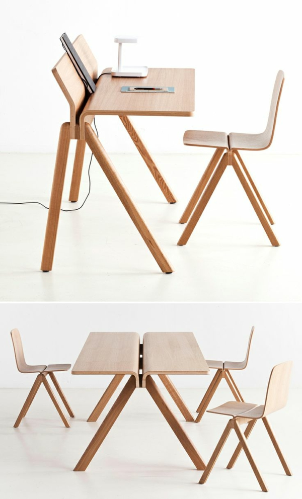 kinderzimmer Büromöbel ergonomisch komplettset holz stücke