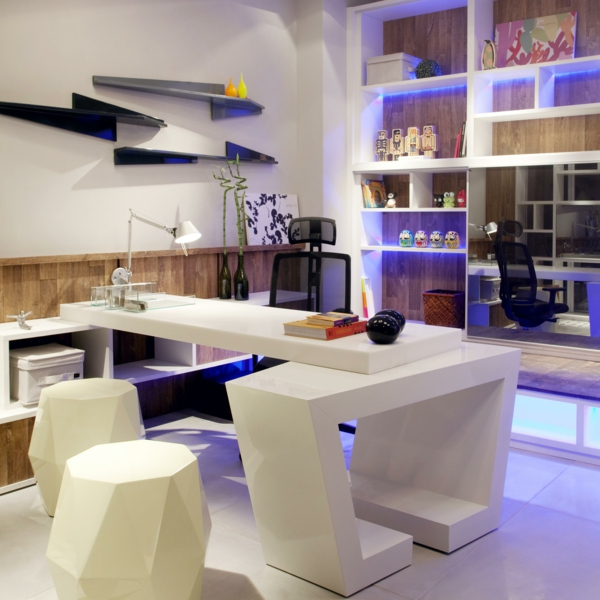 Designer Büromöbel home office Büromöbel ergonomisch komplettset indirekt