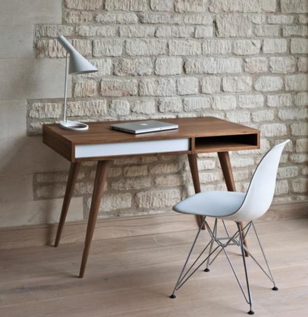 homeoffice Büromöbel ergonomisch komplettset wandgestaltung