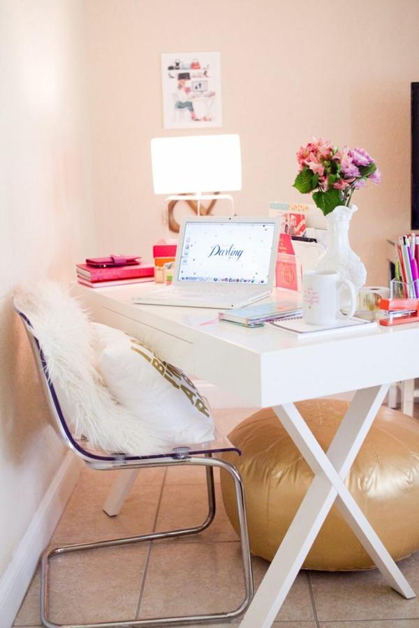 Designer Büromöbel ergonomisch komplettset weiß glanz