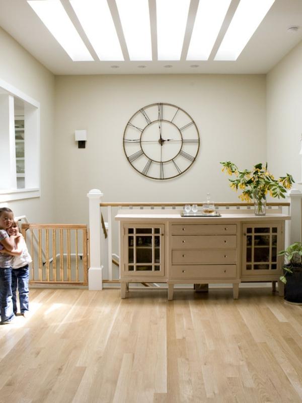 Wohnzimmer Wanduhren Holz – Wohn-design