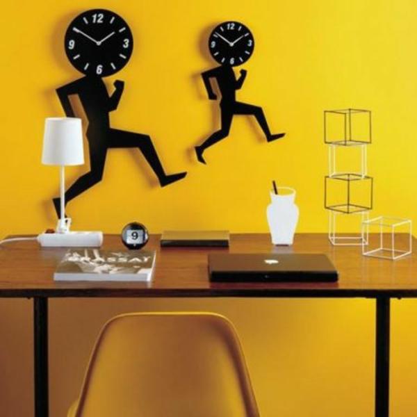 Designer Wanduhren schreibtisch büro