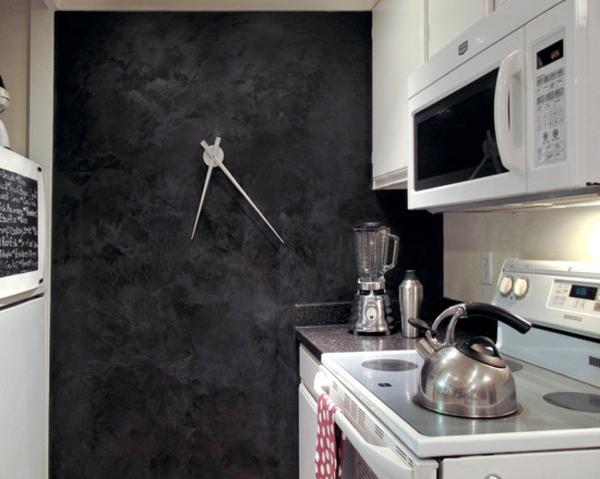 Designer Wanduhren simpel minimalistisch