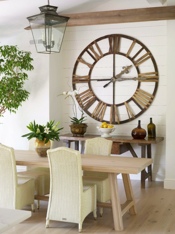 designer wanduhren die als wanddeko dienen. Black Bedroom Furniture Sets. Home Design Ideas