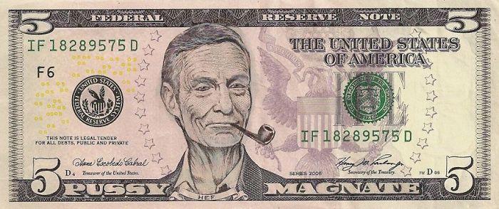 Dollar Banknoten dollar scheine hugh hefner gesicht us euro in dollar umrechnen