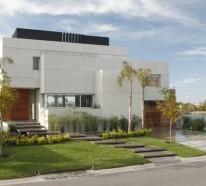 Fassadengestaltung Einfamilienhaus Bilder hausfassade gestalten ideen alles über den bau