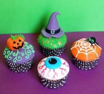 Halloween Party Rezepte – Grusel-Muffins backen