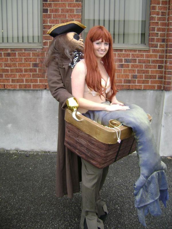 Halloween Ideen  Kostüm pirat