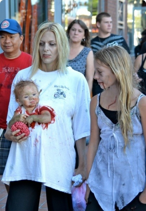 Coole halloween kost m ideen f r jung und alt - Halloween ideen ...