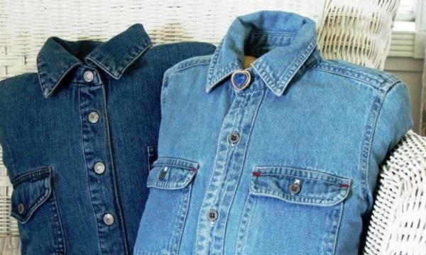 Kissenhüllen Jeans kissenbezüge glatt