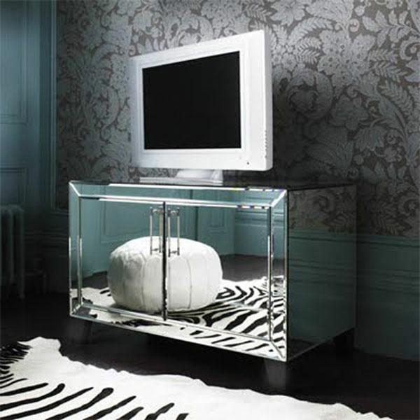 45 wohnideen f r kommode mit spiegel verleihen schein und charme. Black Bedroom Furniture Sets. Home Design Ideas