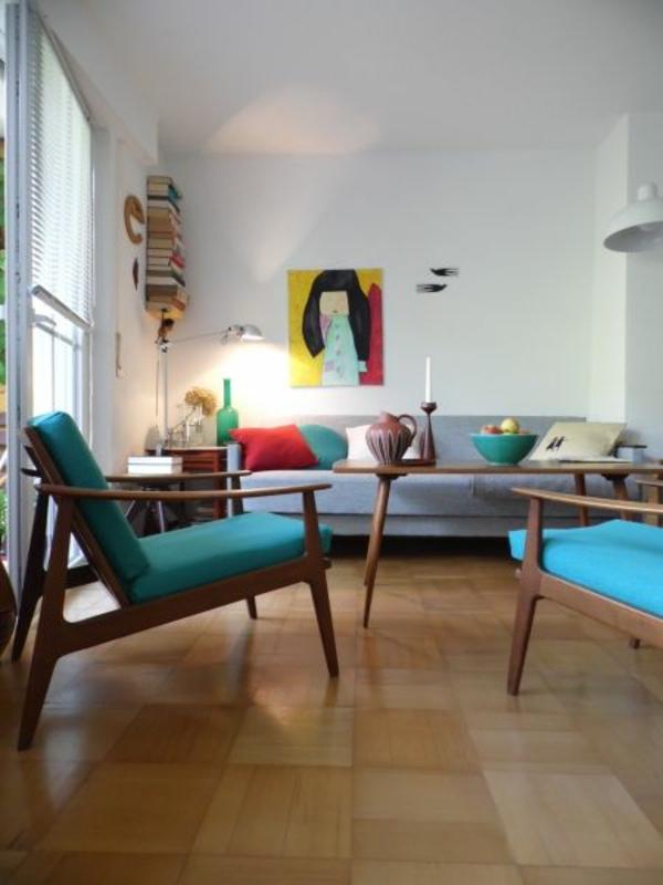 Moderne Wohnzimmermöbel holz belag stücke