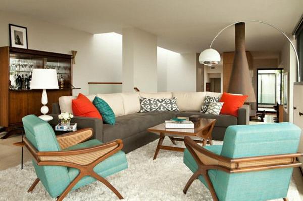 Moderne Wohnzimmermöbel holz stühle