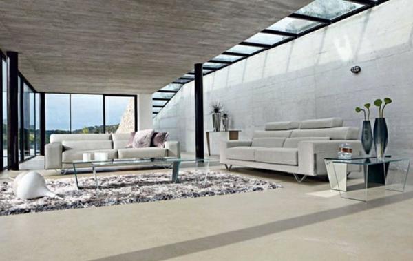 Moderne Wohnzimmermöbel raffiniert ambiente