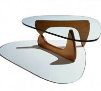 Ovale Couchtische lassen Ihr Wohnzimmer ästhetischer aussehen