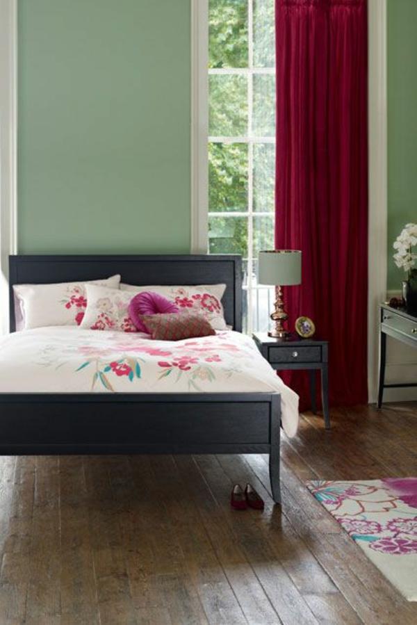 35 rote gardinen für königliche eleganz in ihrem wohnzimmer - Rollos Für Schlafzimmer