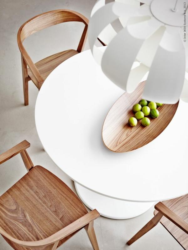 70 runde esstische jede küche total transformieren können