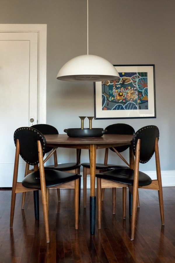 Esstisch Le Design 70 runde esstische die jede küche total transformieren können