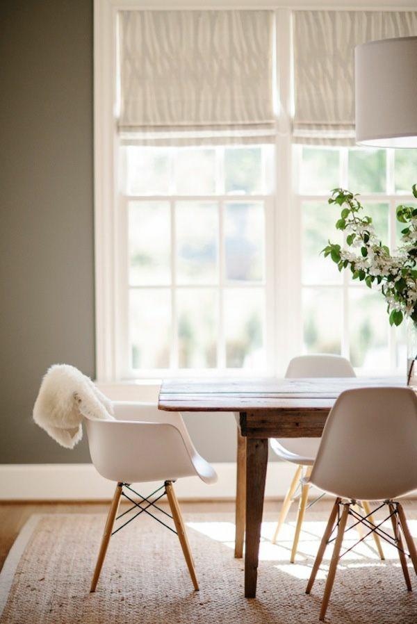 Stühle Esstisch holz modern auflagen