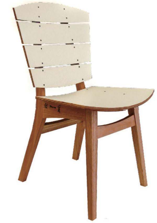 Stühle für Esstisch holz modern bequem