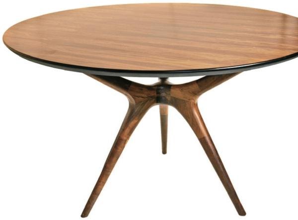 Stühle Esstisch holz modern tischbeine
