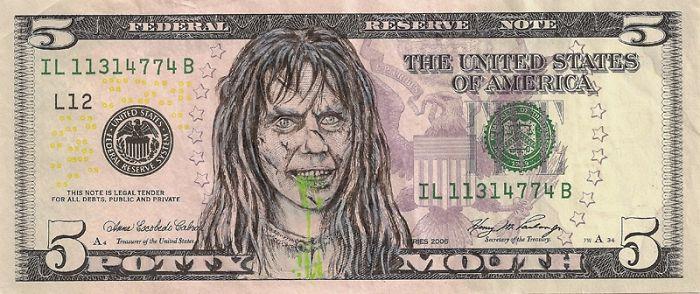 Us Dollar Banknoten dollar scheine fünf us dollar in euro umrechnen
