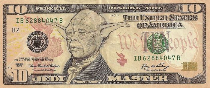 Us Dollar Banknoten us dollar in euro umrechnen yoda