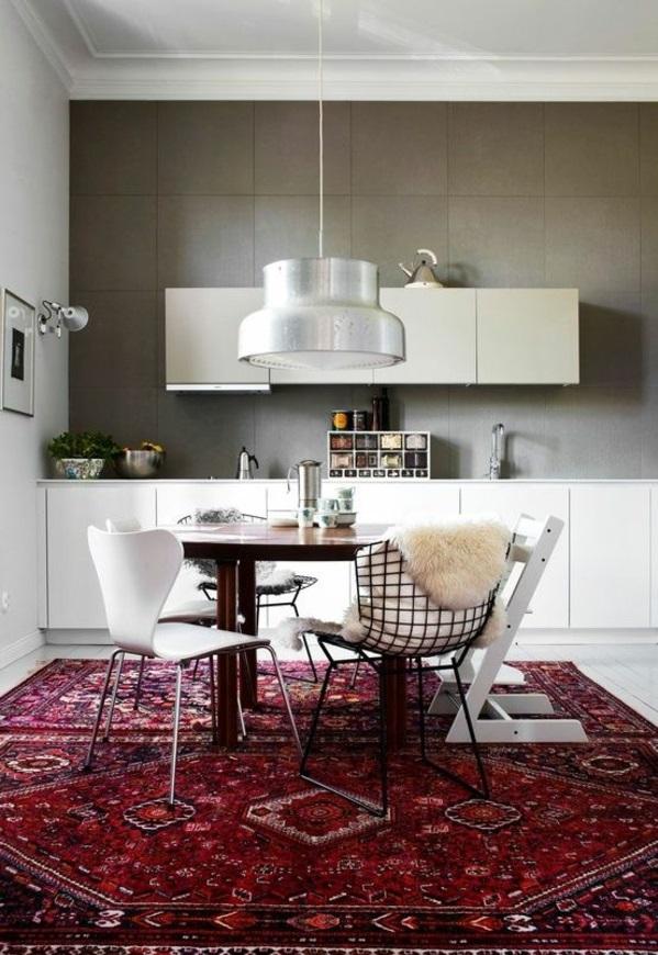 40 waschbare k chenteppiche und l ufer. Black Bedroom Furniture Sets. Home Design Ideas