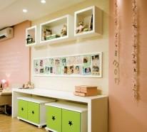 ▷ 1001+ wohnideen für altrosa wandfarbe - farbtöne und nuancen - Vintage Wohnzimmer Grun