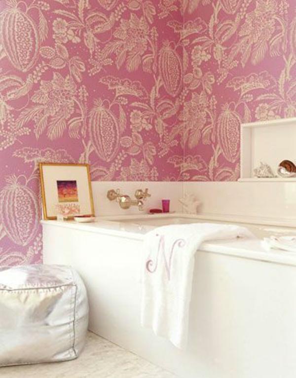 altrosa wohnzimmer klassisch vintage silber sitzkissen