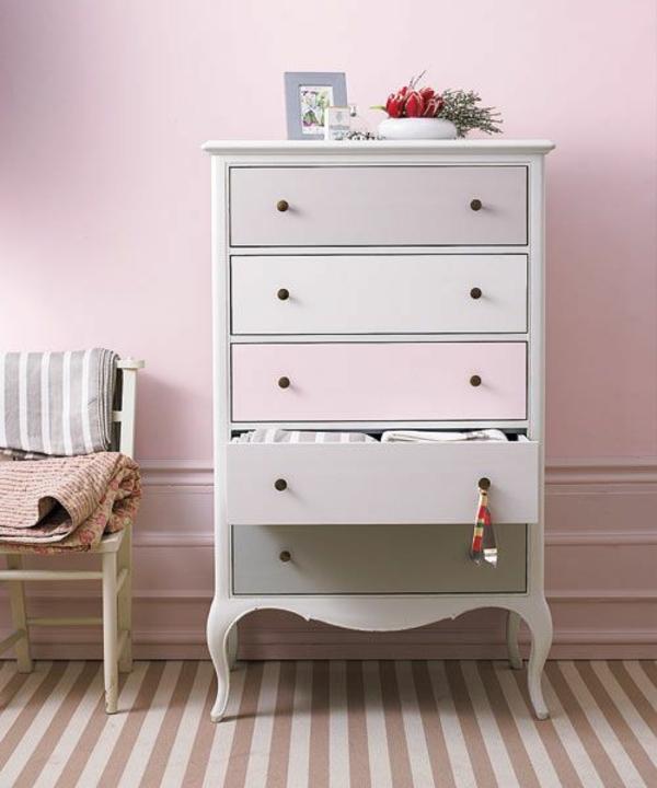 30 wohnideen f r altrosa wandfarbe verschiedne farbt ne und nuancen. Black Bedroom Furniture Sets. Home Design Ideas