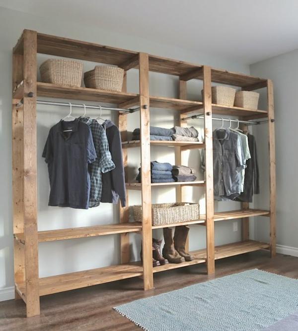 ankleidezimmer selber bauen bastelideen anleitung und bilder. Black Bedroom Furniture Sets. Home Design Ideas