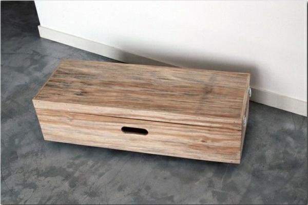 Massivholz Gartenmobel BauanleitungBett Kopfteil Selber Bauen