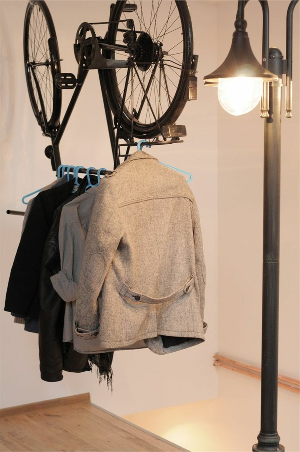 Attractive Ankleidezimmer Selber Bauen Bastelideen, Anleitung Und Bilder U003eu003e Garderobe  Kreativ Ideen