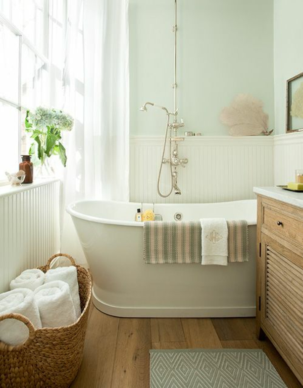 badematten badeteppiche badvorleger set musterstoffe rattanmöbel holzboden