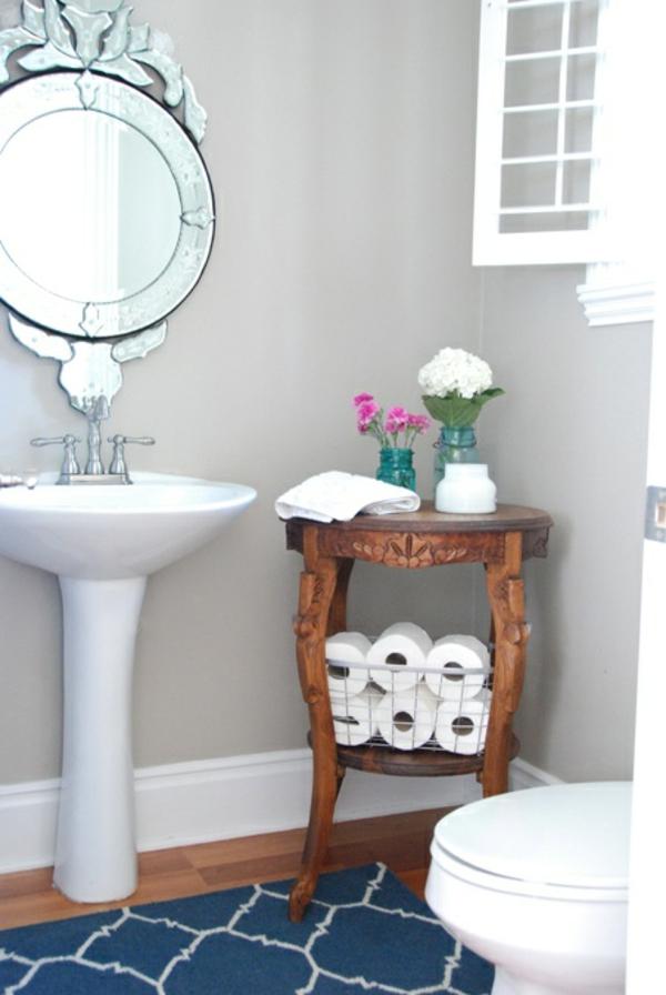 badmöbel badmatte holzboden badteppiche badvorleger set