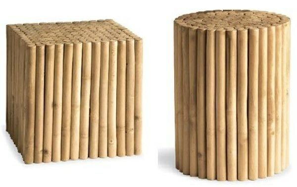 bambus badmöbel hocker asiatischer stil bedezimmer möbel badeinrichtung