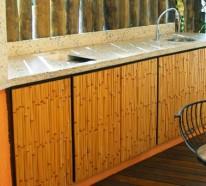 Badm Bel Unterschr Nke bambus badmöbel sorgen für eine atmosphäre im modernen badezimmer