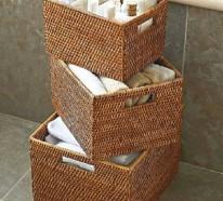 best körbe für badezimmer contemporary - purebalance