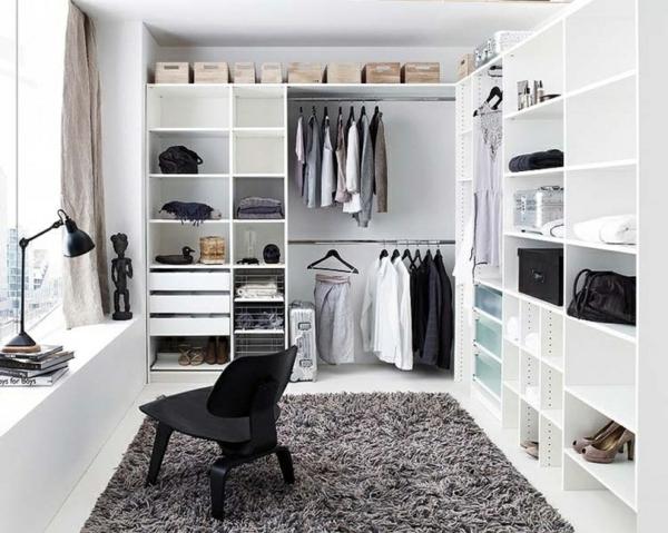 Ikea Unterschrank Wohnzimmer ~   kleiderschrank ankleiderzimmer selber bauen begehbarer kleiderschrank
