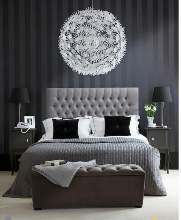 30 ideen f r bett kopfteil m rchenhafte und kunstvolle. Black Bedroom Furniture Sets. Home Design Ideas
