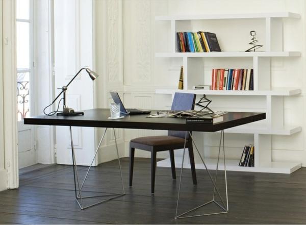 computertisch schwarz pc tische büroeinrichtung moderne büromöbel
