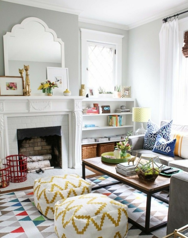 ein couchtisch aus holz f gt w rme und nat rlichkeit im. Black Bedroom Furniture Sets. Home Design Ideas