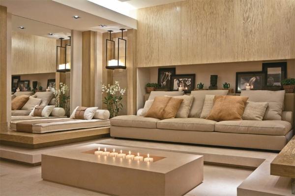 wohnzimmer holz modern | jamiereverb.com