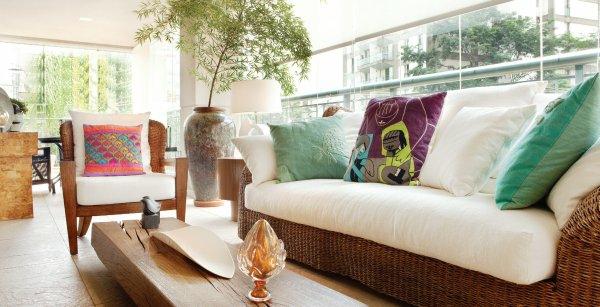 couchtisch holz massiv wohzimmer rattan möbel sofa