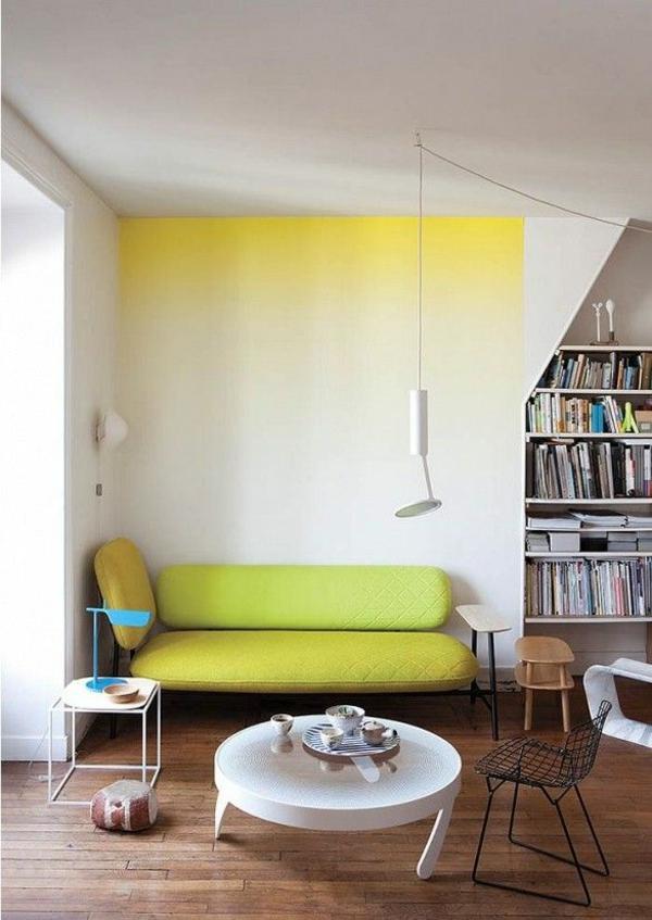 couchtisch rund wohnzimmer ideen runder couchtisch weiß modern