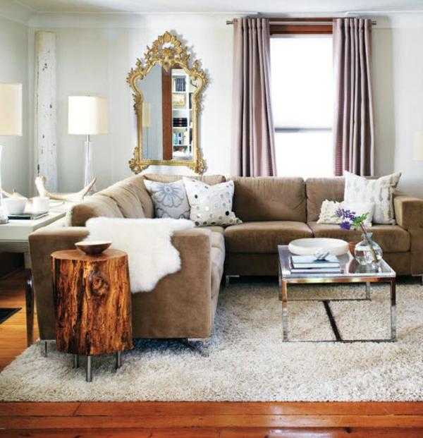 33 couchtische und beistelltische in silber for Couch und beistelltische