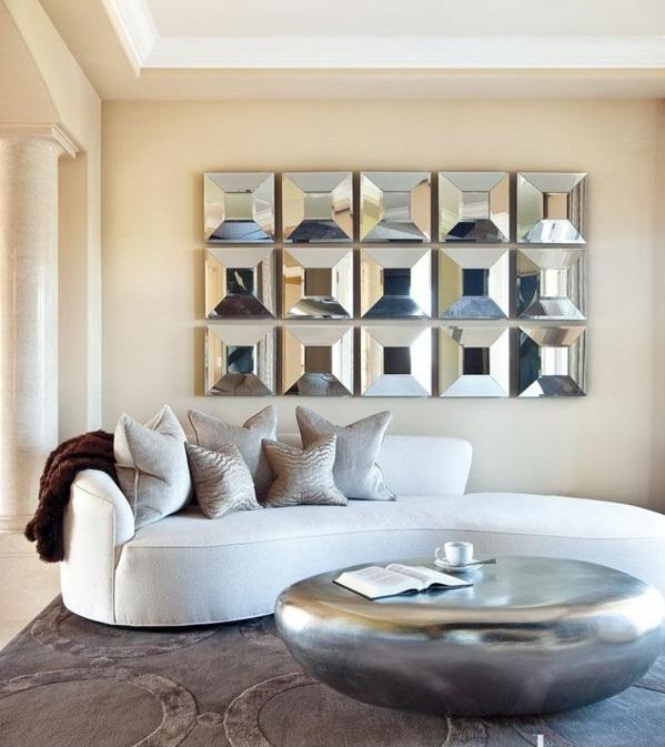 Design wandleuchten wohnzimmer for Couch und beistelltische