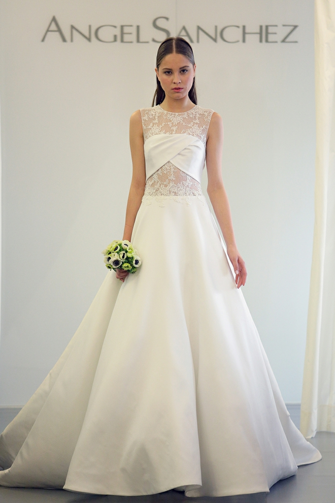Designer wedding dresses - the latest trends in bridal fashion flaunting