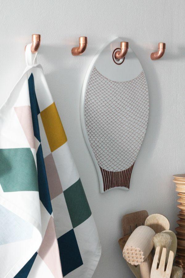 diy wohnideen metallrohr haken wohnideen selber machen küchenideen